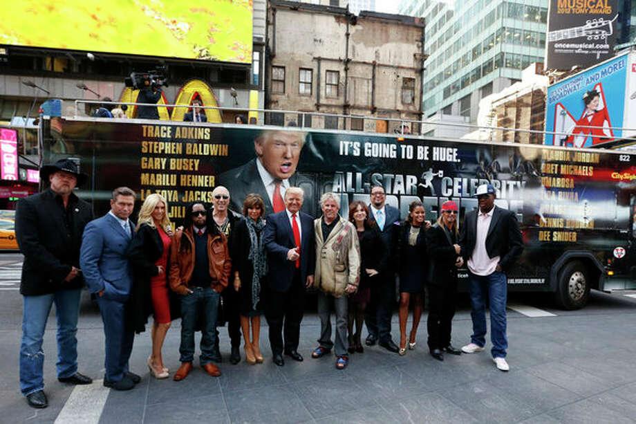 All-Star Celebrity Apprentice: 8 p.m. NBC Premieres Mar. 3, moves to 9 p.m. Mar. 31 Photo: NBC, Heidi Gutman/NBC / 2012 NBCUniversal Media, LLC.