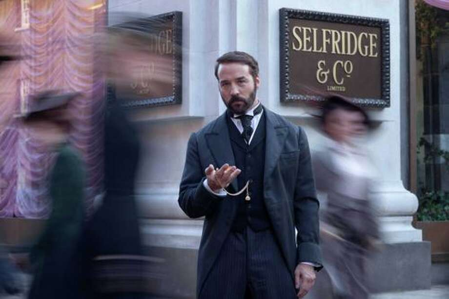 Mr. Selfridge: 8 p.m. PBSDebuts Mar. 31
