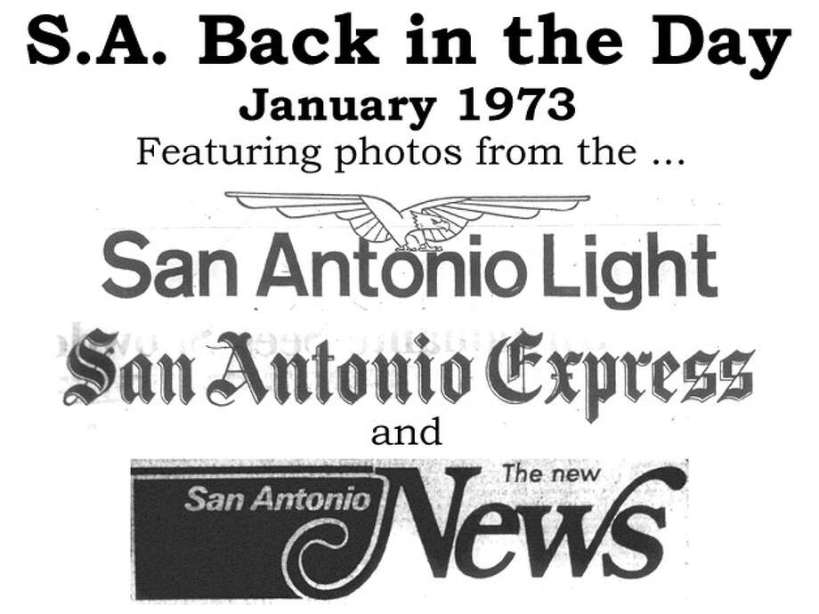 We've combed through the San Antonio Express, San Antonio News and San Antonio Light archives to bring you the best photos from the Alamo City 40 years ago, for the most part using the original photo captions, with exceptions to provide more information. Enjoy! Compiled by Merrisa Brown, mySA.com. Photo: San Antonio Express-News Photo Illustration