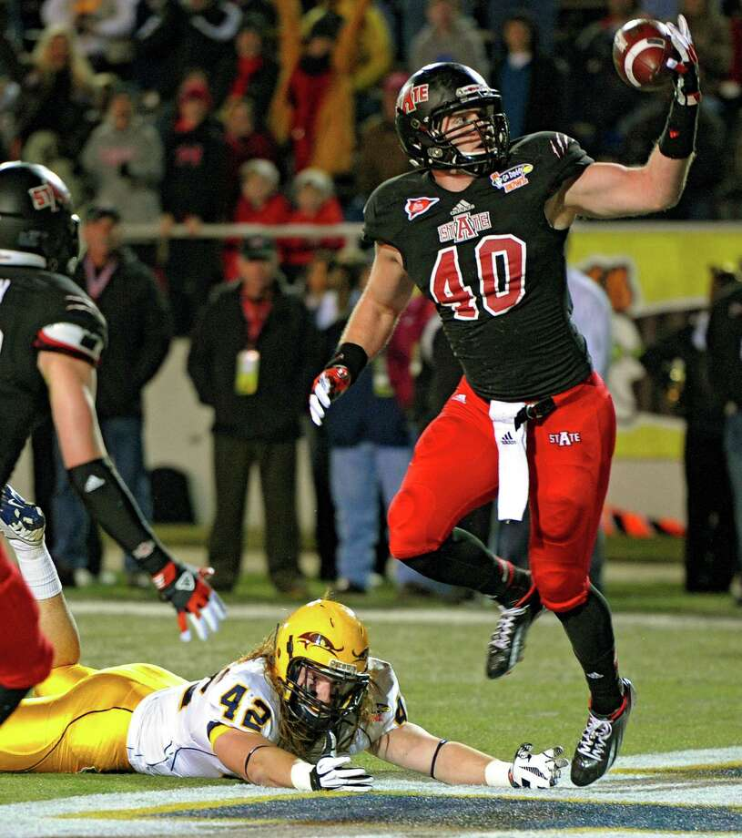 GoDaddy.com Bowl, Jan. 6: Arkansas State 17, Kent State 13; Ladd-Peebles Stadium in Mobile, Ala.; Payout: $750,000