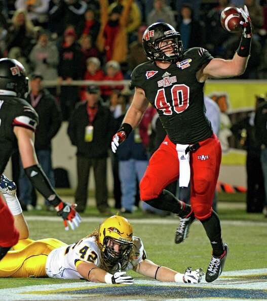GoDaddy.com Bowl, Jan. 6: Arkansas State 17, Kent State 13; Ladd-Peebles Stadium in Mobile, Ala.;