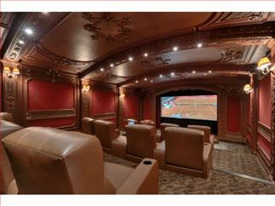 Home theater (Redfin.com)