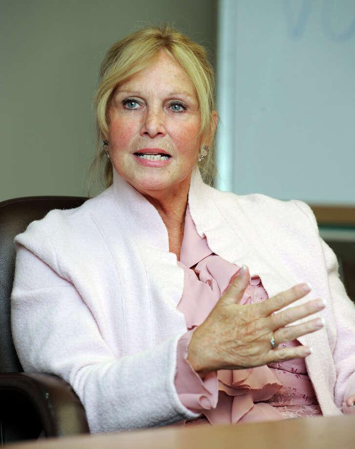 DebraLee Hovey Photo: Carol Kaliff / The News-Times