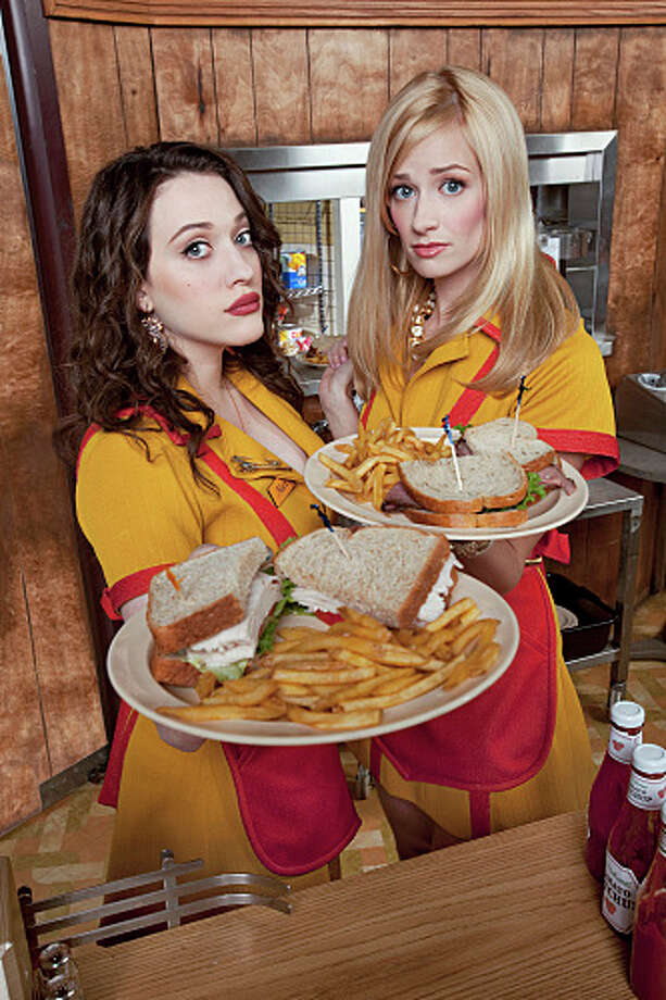 2 Broke Girls: 8 p.m. CBSReturns Jan. 14 Photo: MONTY BRINTON, CBS / ©2011 CBS BROADCASTING INC. All Rights Reserved.