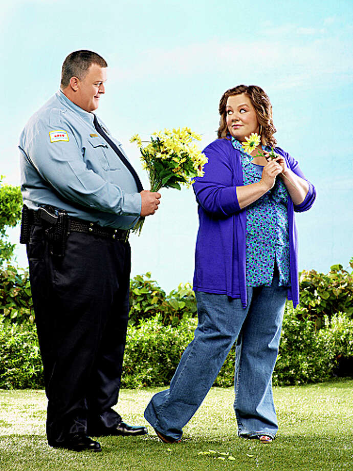 Mike & Molly: 8:30 p.m. CBSReturns Jan. 14 Photo: ART STREIBER, CBS / © 2010 CBS BROADCASTING INC. ALL RIGHTS RESERVED.