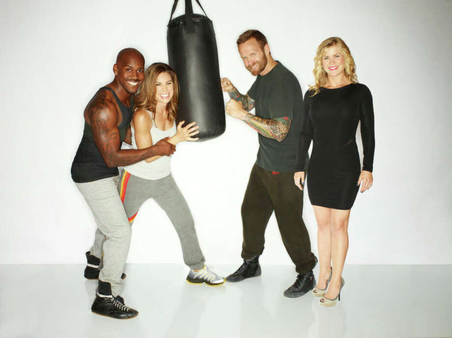 The Biggest Loser: 7 p.m. NBCPremieres Jan. 6 Photo: NBC, Chris Haston/NBC / 2012 NBCUniversal Media, LLC