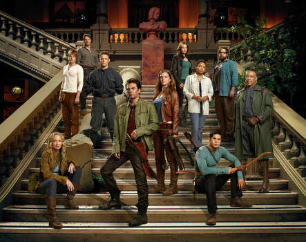 NBC's 'Revolution' was canceled in May after two seasons. Photo: NBC, Nino Munoz/NBC / 2012 NBCUniversal Media, LLC