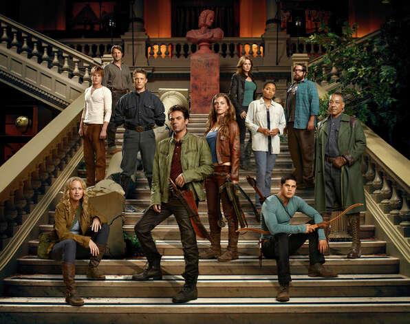 NBC's 'Revolution' was canceled in May after two seasons. Photo: NBC, Nino Munoz/NBC / 2012 NBCUniversal Media, LLC