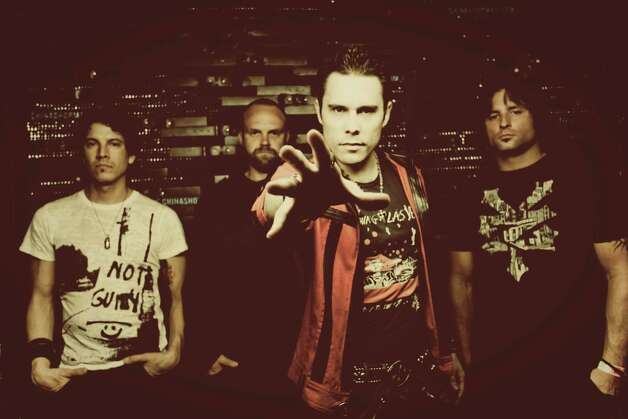 January 26: Trapt, House of Blues, Houston