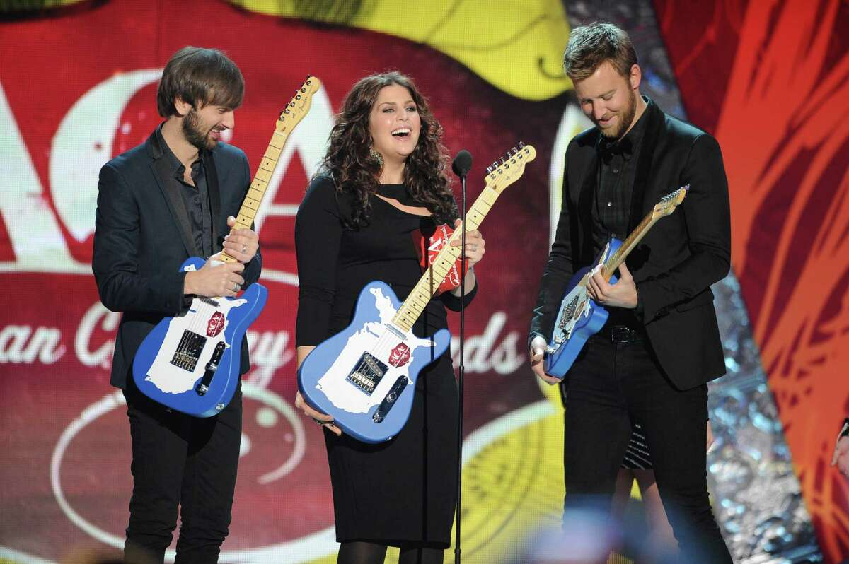 March 5: Lady Antebellum, Houston Livestock Show and Rodeo, Houston