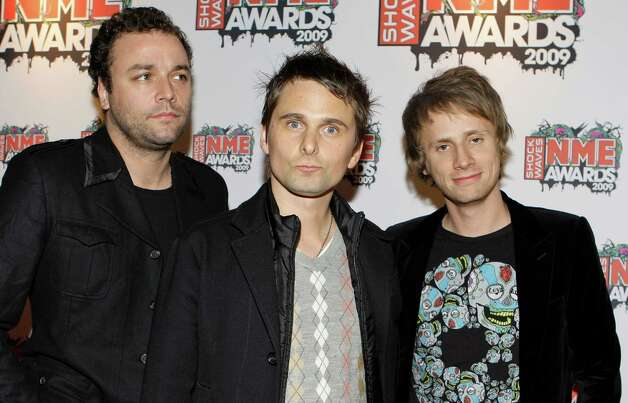March 12: Muse, Toyota Center, Houston / AP2009