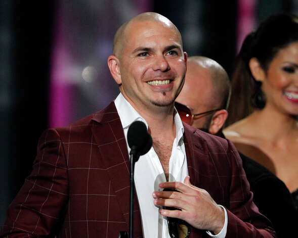 March 14: Pitbull, Houston Livestock Show and Rodeo, Houston / AP