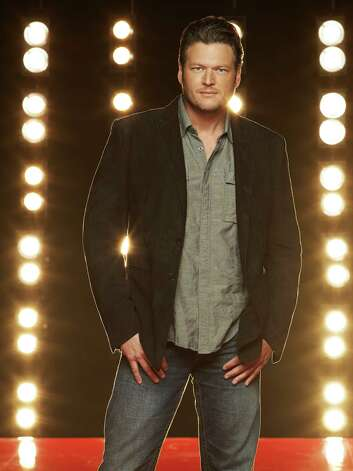 March 15: Blake Shelton, Houston Livestock Show and Rodeo, Houston / 2012 NBCUniversal Media, LLC