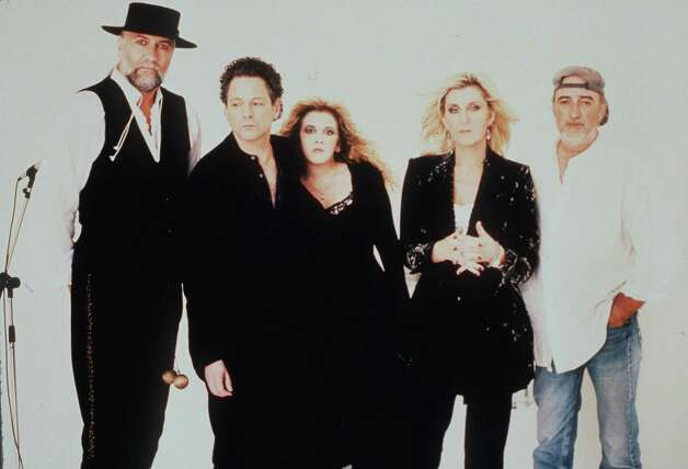 June 5: Fleetwood Mac, Toyota Center, Houston / AP1997