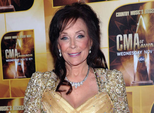February 8: Loretta Lynn and Family, Nutty Jerry's, Winnie