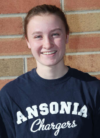 Ansonia High School basketball player Tierney Lawlor is the Connecticut Post athlete of the week on Monday, January 7, 2012. Photo: Unknown, B.K. Angeletti / Connecticut Post freelance B.K. Angeletti