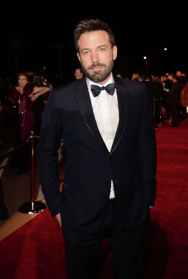 Actor Ben Affleck arrives at the 24th annual Palm Springs International Film Festival Awards Gala at the Palm Springs Convention Center on January 5, 2013 in Palm Springs, California. Photo: Jason Merritt / 2013 Getty Images