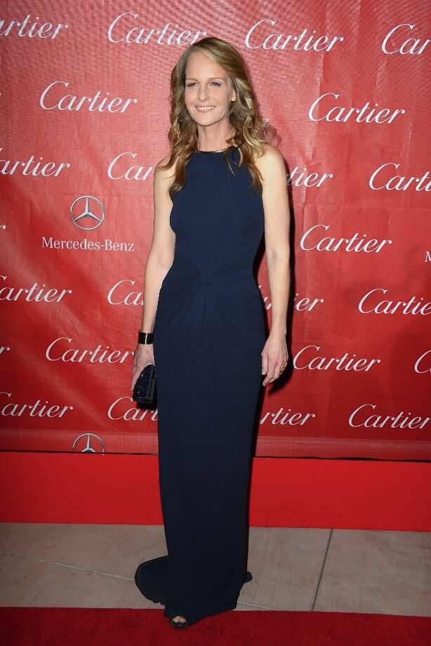 Actress Helen Hunt arrives at The 24th Annual Palm Springs International Film Festival Awards Gala on January 5, 2013 in Palm Springs, California. Photo: Frazer Harrison, Getty Images / 2013 Getty Images