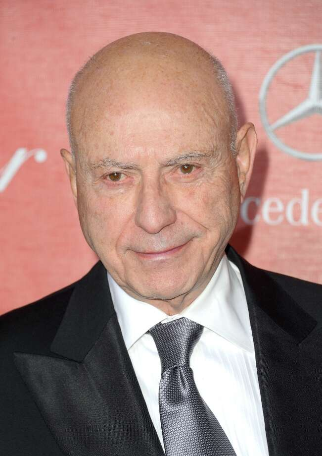 Actor Alan Arkin arrives at the 24th annual Palm Springs International Film Festival Awards Gala at the Palm Springs Convention Center on January 5, 2013 in Palm Springs, California. Photo: Frazer Harrison, Getty Images / 2013 Getty Images