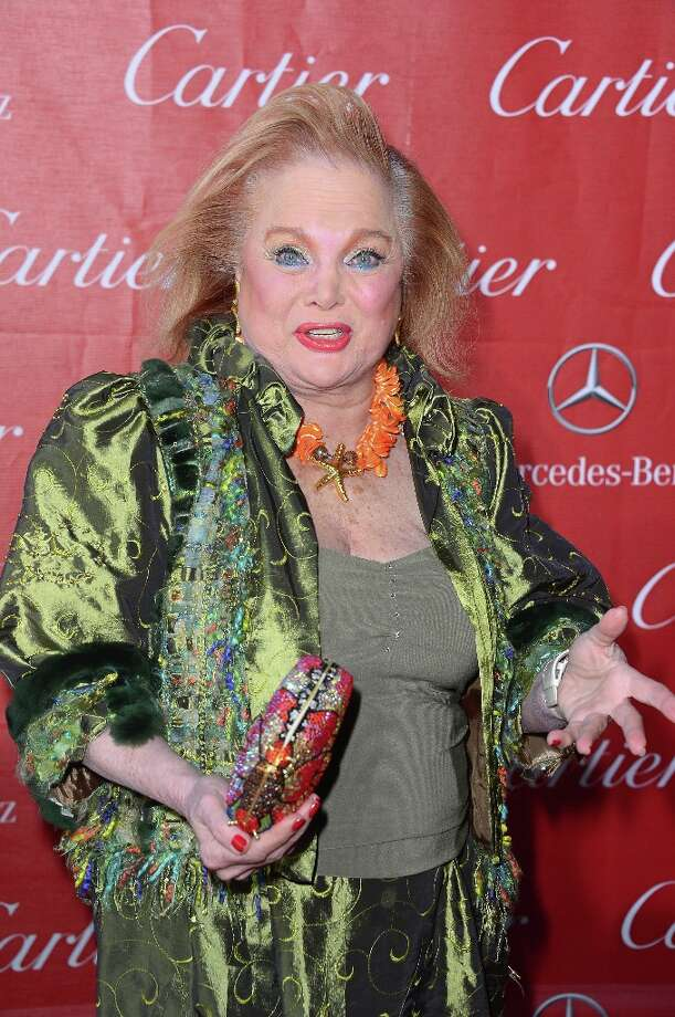 Actress Carol Connors arrives at The 24th Annual Palm Springs International Film Festival Awards Gala on January 5, 2013 in Palm Springs, California. Photo: Frazer Harrison, Getty Images / 2013 Getty Images