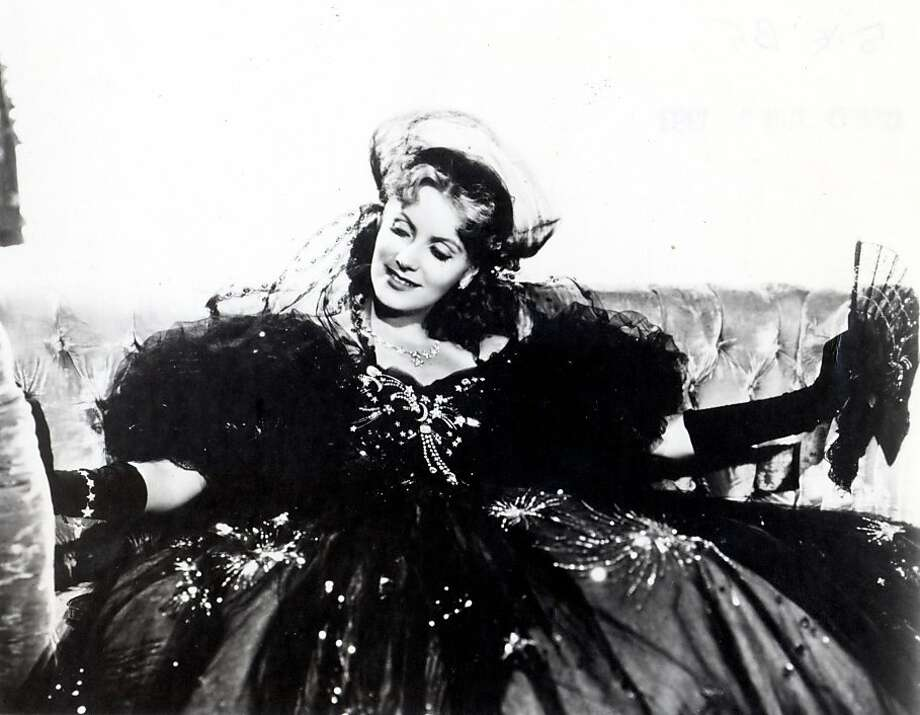 """Greta Garbo in """"Camille"""": Humdinger of a movie is worth multiple viewings. Photo: MGM"""