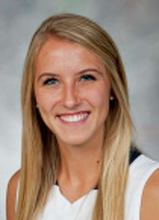 Megan Shafer, a College Park High School graduate, is a sophomore forward for the Rice University women's basketball team.