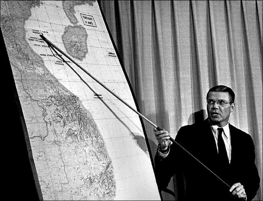 Robert McNamara, Former Defense Secretary (AP Photo)