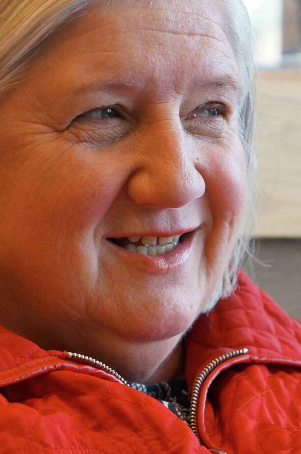 Susan Barrett, a veteran of local and state politics, reflects on her career. Photo: Genevieve Reilly / Fairfield Citizen