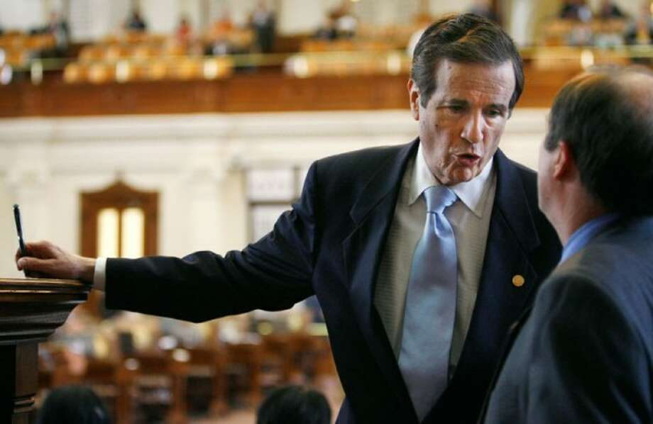 State Rep. Bill Zedler on the House floor (AP Photo)