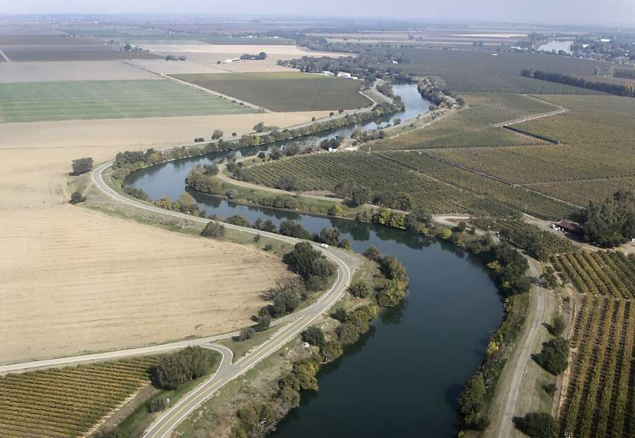 The state needs to reduce water exports from the delta, not replumb it for more. Photo: Paul Chinn, The Chronicle
