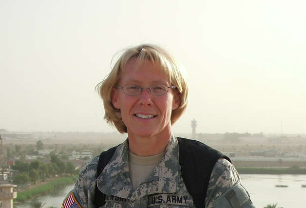 Col.  Sharon Wisniewski is the deputy chief of staff for personnel and administration, U.S. Army North, and an adjutant general officer with 28 years of service. Photo: Courtesy