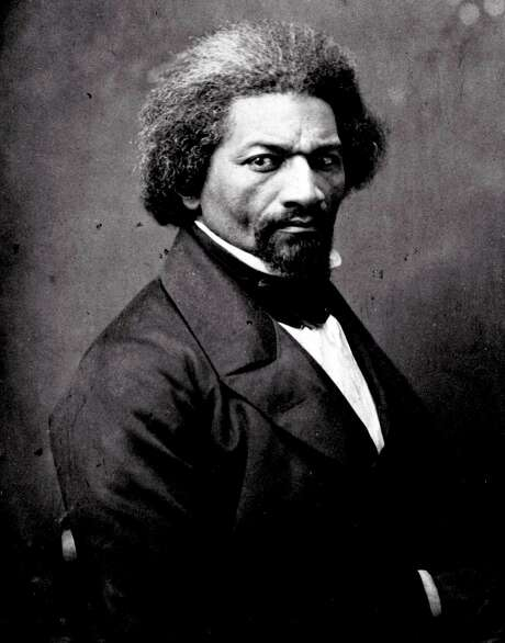 Frederick Douglass, in an 1860 photo, was a key member of the abolitionist movement. Photo: Courtesy Of The New-York Histori, Handout / ONLINE_YES