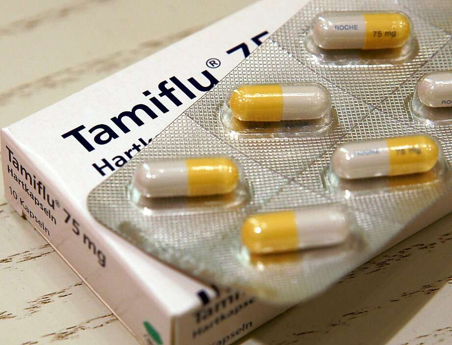 A Texas family said the prescription anti-flu drug Tamiflu caused their daughter to hallucinate and try to hurt herself.See 10 tips for flu prevention. Photo: Michael Probst, ASSOCIATED PRESS