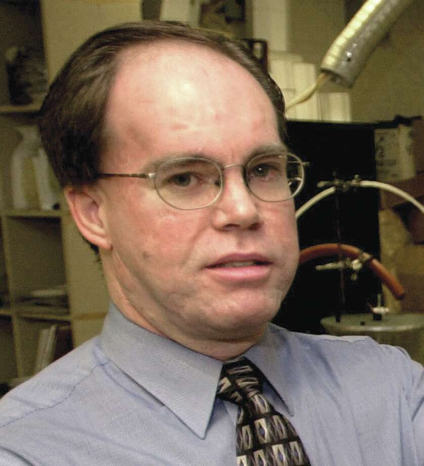 Walter Sherwood Ph.D. Photo: SKIP DICKSTEIN / ALBANY TIMES UNION