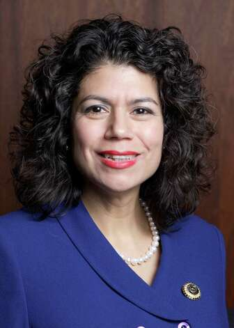 Carol Alvarado, a former Houston City Council member has represented Texas House District 145 since 2008, and says her experience would give her an edge in the Senate. Photo: Melissa Phillip, Staff / © 2012 Houston Chronicle