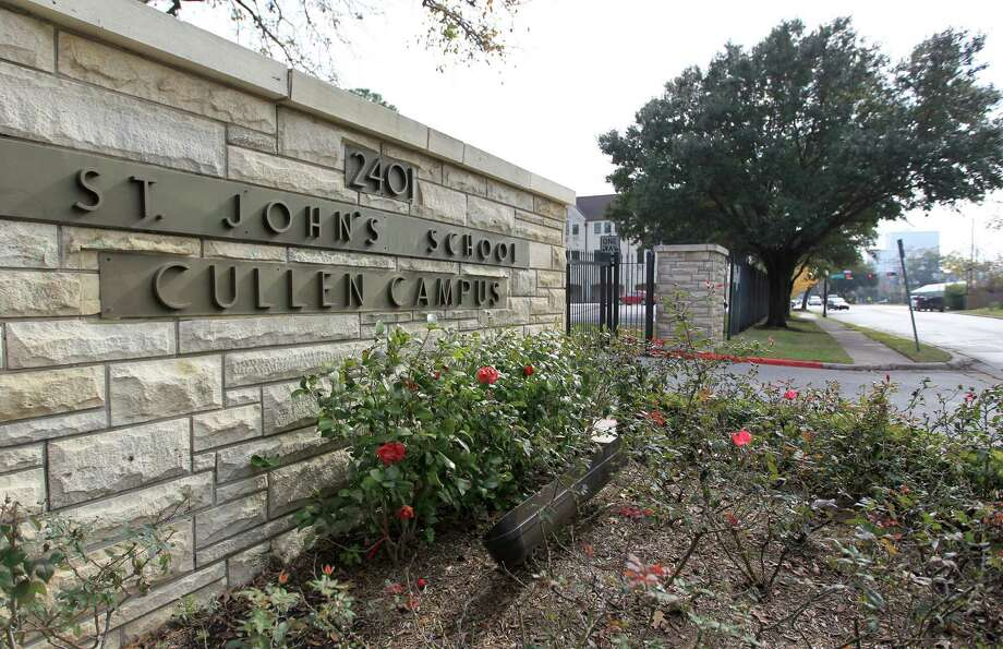 St. John's School has more than 1,200 students. It occupies multiple buildings on its 29-acre campus. Photo: Karen Warren, Staff / © 2013 Houston Chronicle