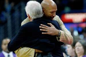 Popovich coaching with heavy heart - Photo