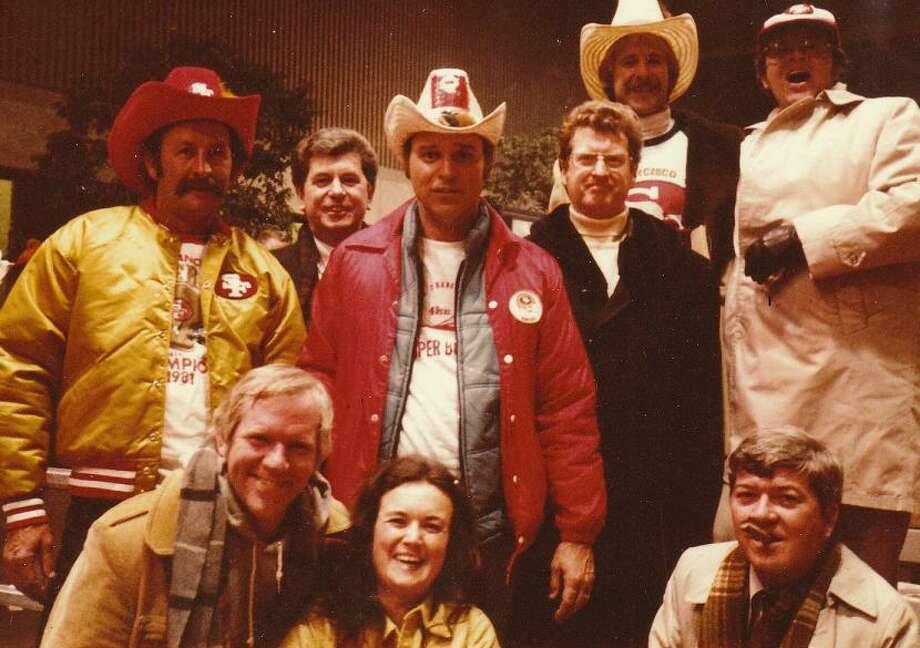 Meet the kings of the early 1980s, at Super Bowl XVI. Terry White writes: I'm in the middle with the red jacket on. I have a gold 49er jacket but I didn't wear it because it was snowing. Several of the people in the photo (including me) have been to all five of the Niner Super Bowls.