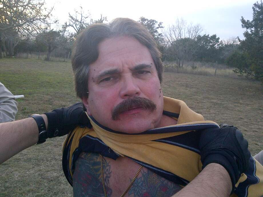 James Anthony Rubio, 55, was one of the top 10 most wanted sex offenders in  Texas until he  was arrested in Bandera County Monday. Photo: Courtesy
