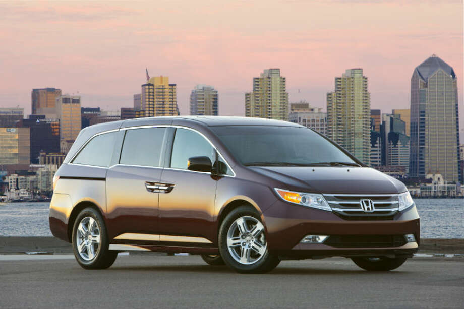 "Honda Odyssey: Honda's minivan stands out as the most comfortable minivan on the market. What KBB said: ""Boasting class-leading interior volume, generous legroom for all rows of seats and a supremely quiet cabin, the Odyssey bolsters its reputation as the minivan parents actually want to drive.""