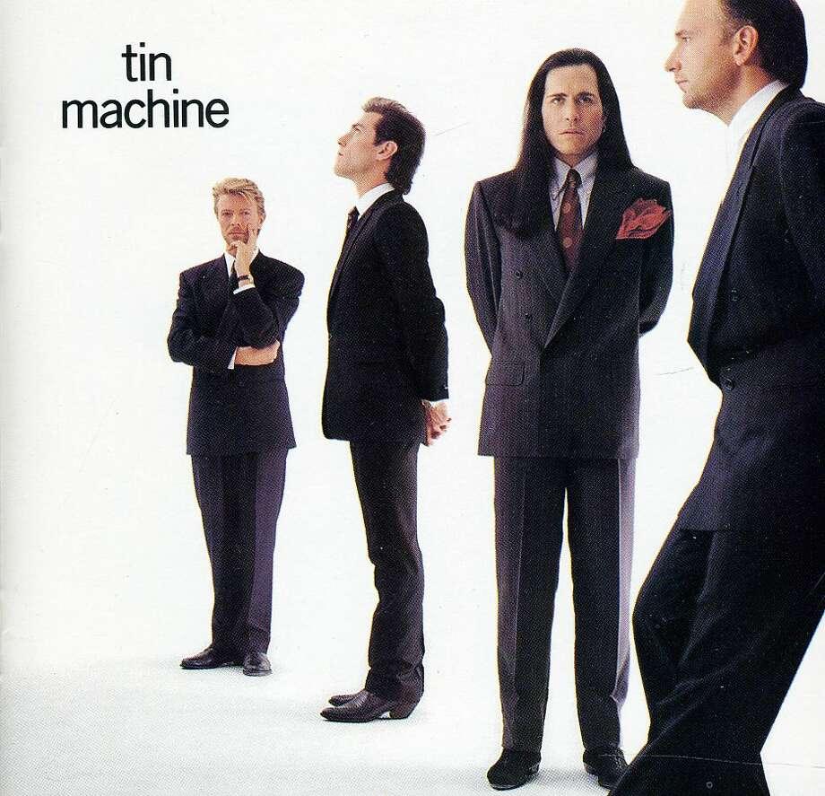1989: Tin Machine Photo: Contributed Photo