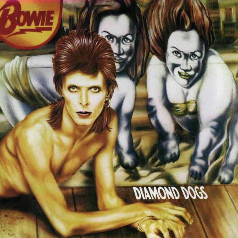 1974: Diamond Dogs Photo: Contributed Photo