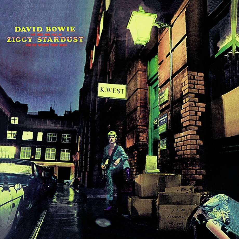 1972: The Rise and Fall of Ziggy Stardust and the Spiders from Mars Photo: Contributed Photo