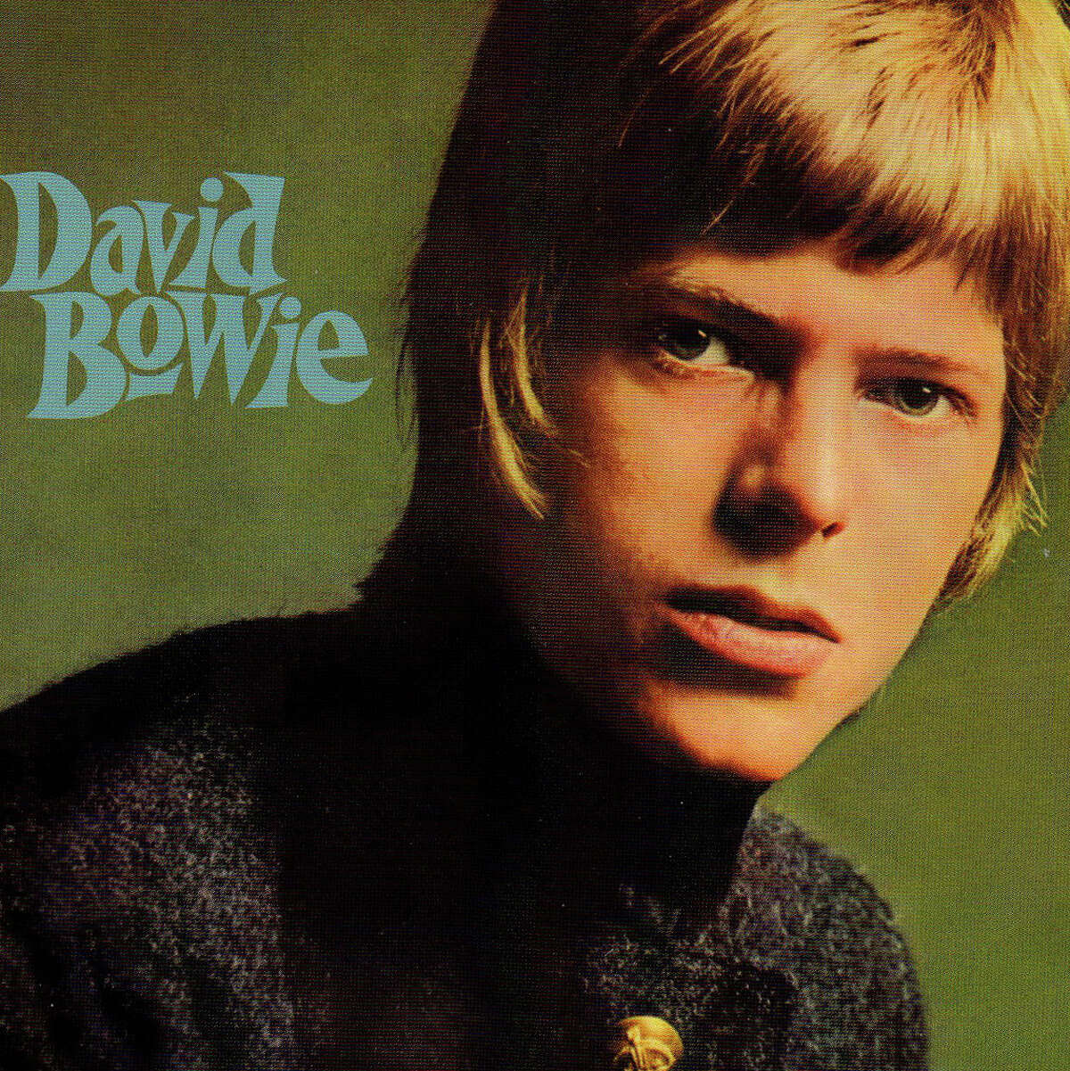 Here's a look back at David Bowie's album covers through the years. The legendary rocker died Sunday, Jan. 10, 2016. 1967: David Bowie