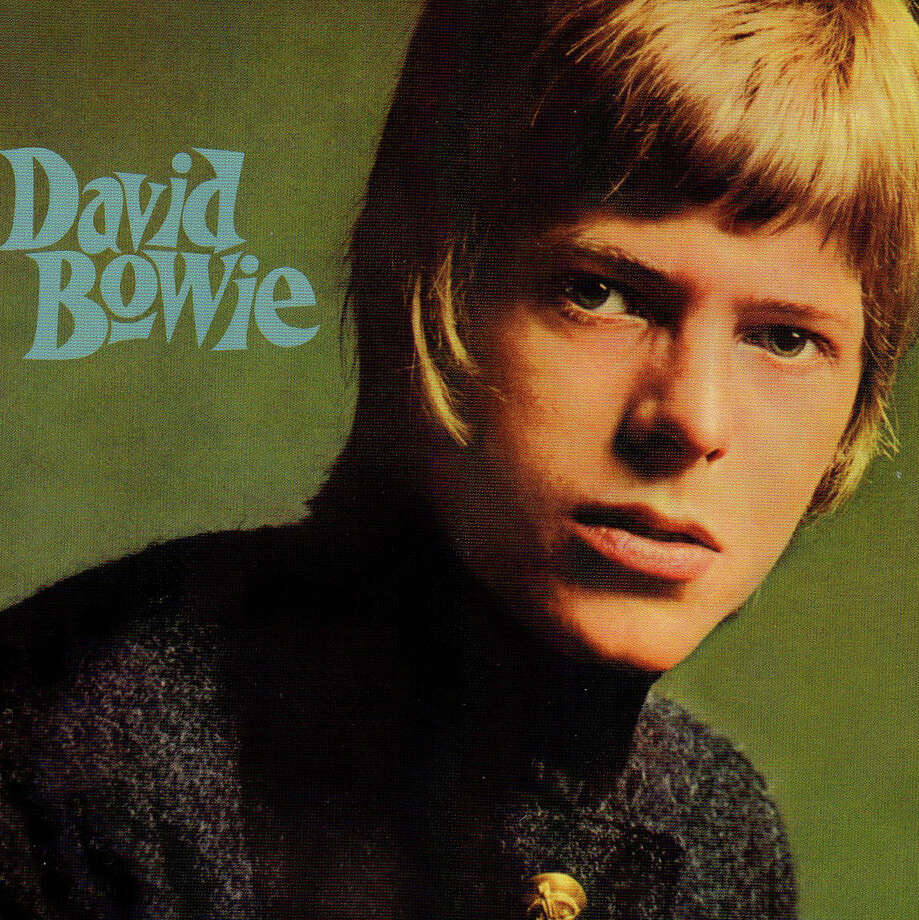 Here's a look back at David Bowie's album covers through the years. The legendary rocker died Sunday, Jan. 10, 2016. 1967: David Bowie Photo: Contributed Photo