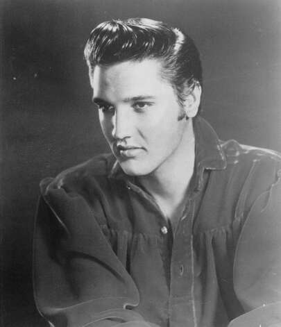 Elvis Presley is seen in 1957.  (AP Photo) Photo: Anonymous, HO / AP1957