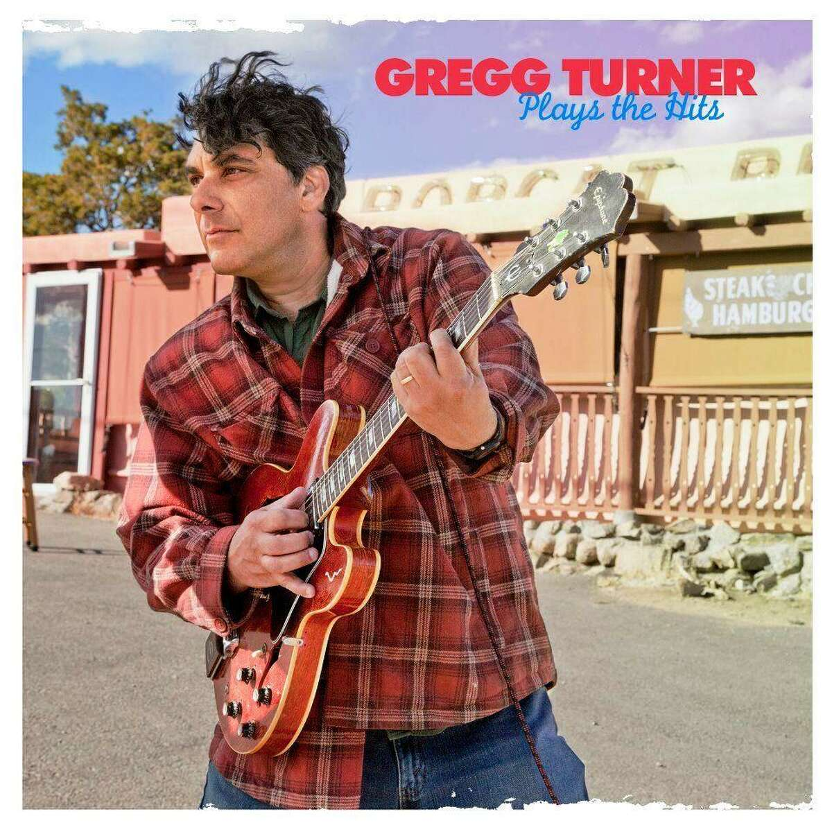 Gregg Turner will play at South Texas popular Culture Center on Sunday. Courtesy photo