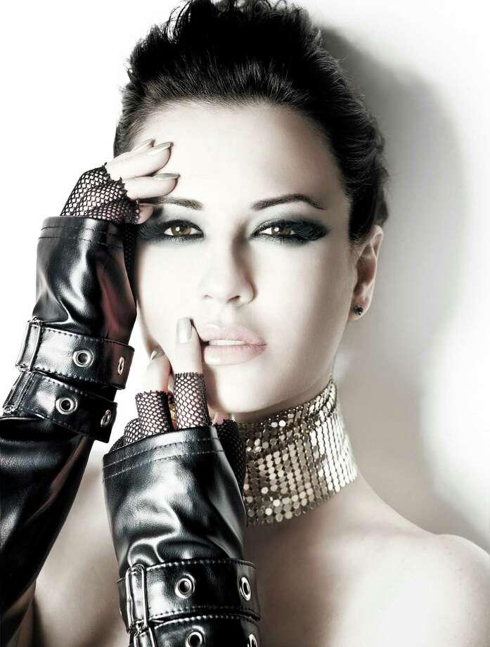 9. María JoséMexican pop singer María José.  Photo: F&F Media Group / email ~ David Dorantes