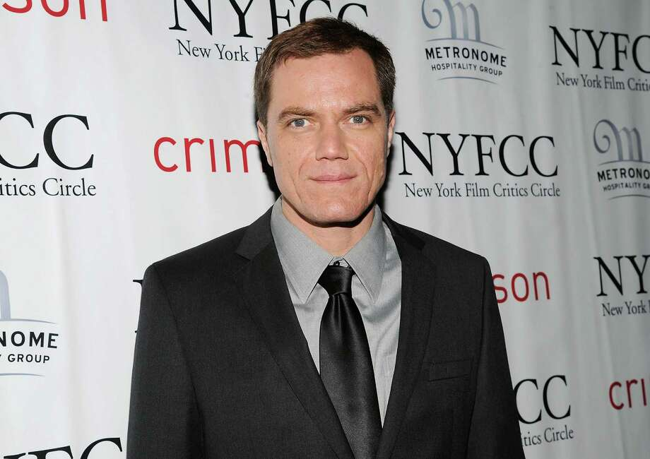Actor Michael Shannon arrives at the New York Film Critics Circle awards dinner at the Crimson Club on Monday Jan. 7, 2013 in New York. Photo: Evan Agostini, Evan Agostini/Invision/AP / Invision