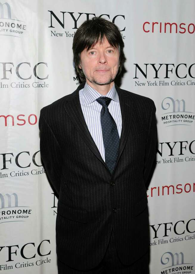 Director Ken Burns arrives at the New York Film Critics Circle awards dinner at the Crimson Club on Monday Jan. 7, 2013 in New York. Photo: Evan Agostini, Evan Agostini/Invision/AP / Invision